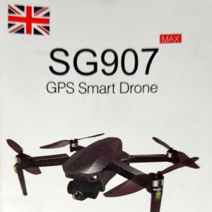 ZLL SG907 MAX user manual